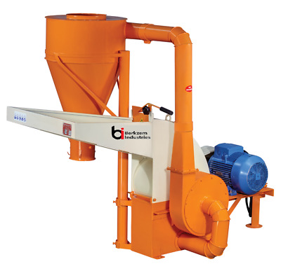 Hammer Mill 10 hp Feed Grinder