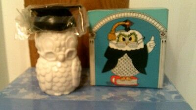 Vintage 1975 Avon Dr. Hoot (Owl)  Sweet Honesty Cologne-New In Box-Free Shipping
