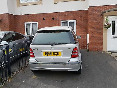 Mercedes A170 CDI Manual breaking for Parts
