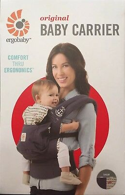 Ergobaby Original Baby Carrier - Dewdrop - For Infant to 4 years old - BRAND NEW