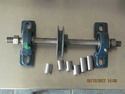 "Pillow Block /Shaft Assembly 30"" SPECIAL"