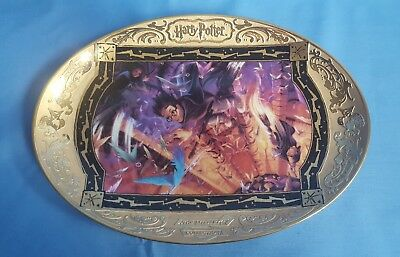 "Harry Potter The Literary Collection 10"" Oval Art Plate ""Searching For The Key"""