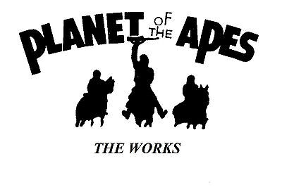 PLANET OF THE APES-The Works