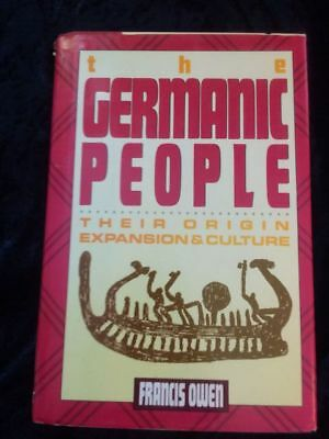 The Germanic Peoples, by Francis Owen