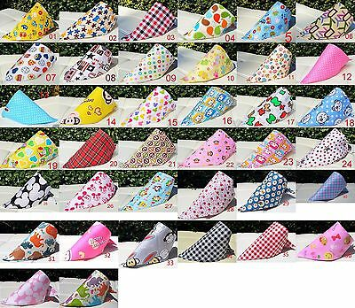 Baby bibs boys girls infants feeding bibs bandana dribble newborn toddler bibs
