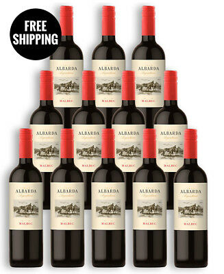 Gran Albarda Malbec 2016 (12 Bottle)