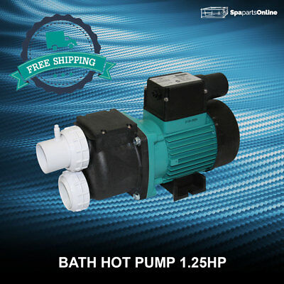 Balboa Spa Bath Pump 1.25HP - To Suit Touchpads