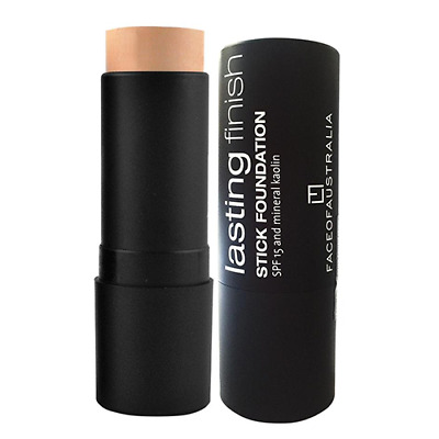 Face of Australia Lasting Finish Stick Foundation, Beige