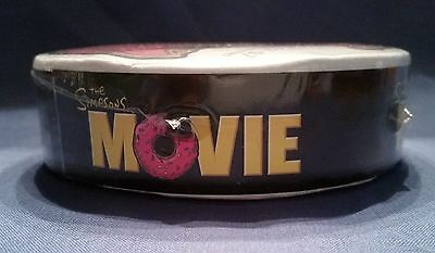 Promotional T-Shirt Simpson Movie sealed in original donut shape packaging