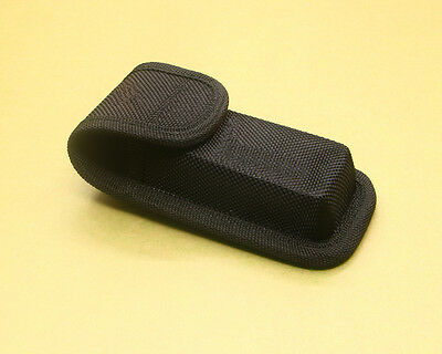 EDC Hight quality Black Nylon Sheath For Folding Pocket Knife Pouch Case Holder