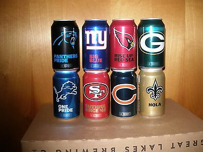 PLEASE READ........BUD LIGHT,  2017 NFL KICKOFF, Anheuser-Busch,12 oz,  Pull tab