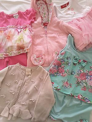 GIRLS CLOTHES 0000 TO 1 -prices start 50c