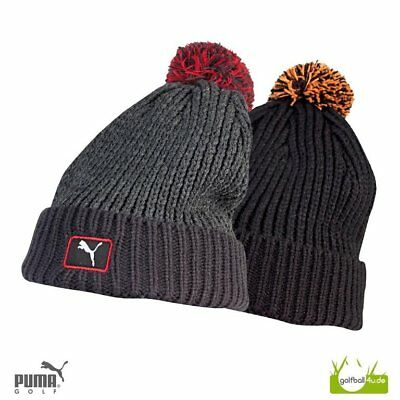 Puma Cat Patch Pom Beanie - PUMA Winter Wear - Wollmütze