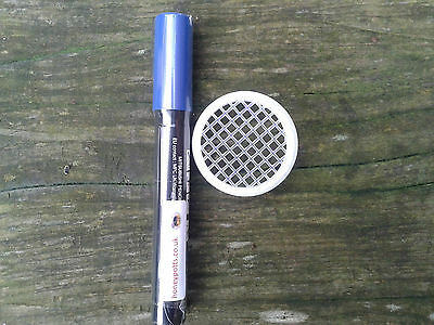 Blue Queen Marking Pen with Press-In Cage