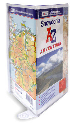 A-Z Adventure Weatherproof map case and Lanyard