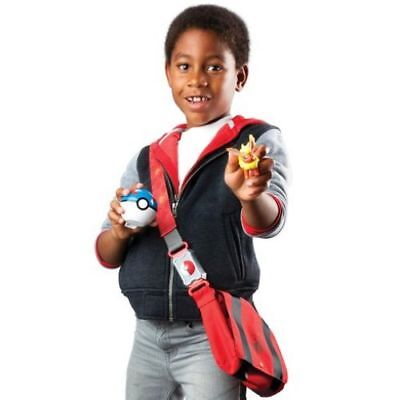 Trainer Complete Role Play Kit Fire-Type Pouch Adventure Fun Toys For Kids New