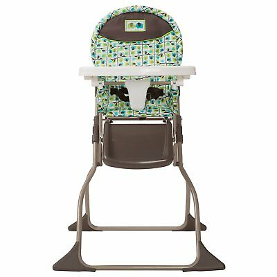 Baby High Chair Seat Portable Folding Adjustable Infant Toddler Feeding Booster