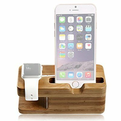 NEW Charging Dock Stand Bracket For Apple Watch iWatch iPhone Charger Holder Kit