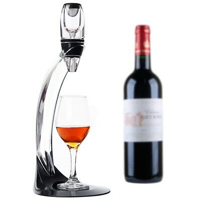 Magic LED Wine Aerator Set Deluxe Essential Decanter Gift Box New