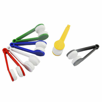 Lens Microfibre Optic Brush Wipers Cleaner Glasses Spectacles Eyeglasses x 1