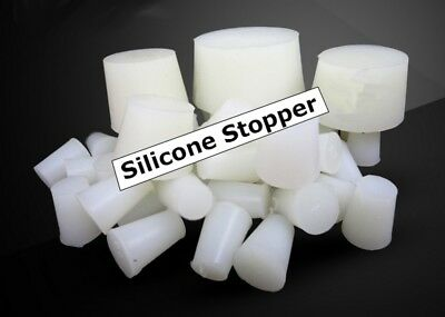 10 Pcs Silicone Stopper Plug Masking Powder Coating Painting  Beer Bottle Tap