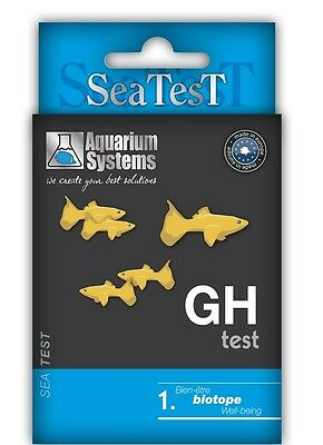 Aquarium Systems GH Test 2 x 10 ml