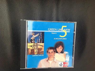 green line new 5 bayern klett workbook learning english 9