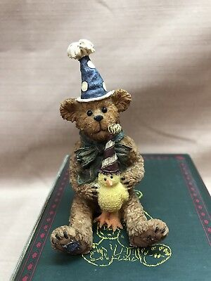 Boyd`s Bearstone H.B with Lil Tweets...Happy Birthday! 1E NIB