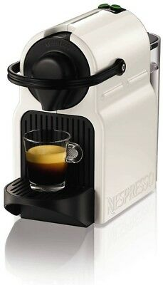Nespresso Inissia Programmable Automatic Coffee Capsule Machine, White By Krups