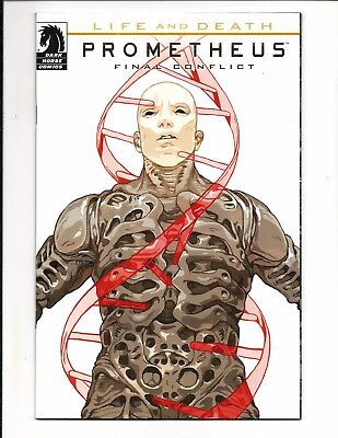 PROMETHEUS: LIFE AND DEATH - FINAL CONFLICT (One-Shot, TENG VARIANT), NM NEW