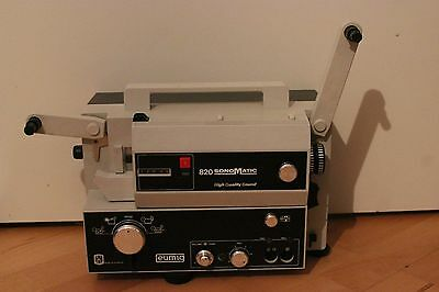 ​​EUMIG 820 Sonomatic HQS High Quality Sound Super 8 Film Projektor