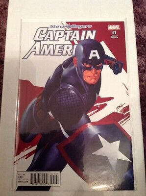 Captain America Steve Rogers #1 1:50 Variant Cover by Steve Epting