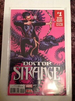 Dr Strange #12 Marvel Now
