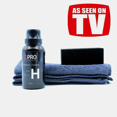 DPro Premium SUPER CERAMIC CAR COATING Made In Japan - As Seen On TV !