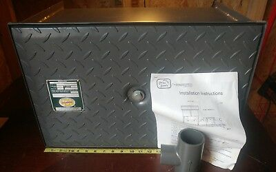 20 LB GREASE TRAP COMMERCIAL PDI CERTIFIED 10 gpm, 2in inlet