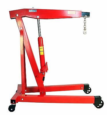 Engine Crane 3.0 Ton Non Foldable Heavy Duty Folding Hydraulic Workshop Crane