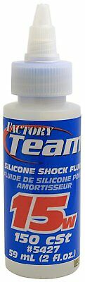 Silicone Shock Oil 15 weight