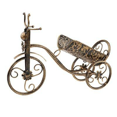 Bicycle Wine Bottle Holder Champagne Wine Rack for Christmas Wedding Decor