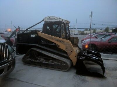 Used 2008 ASV PT100 Tracked Skid Steer RC100 2730 HRS
