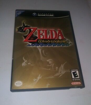 Legend of Zelda: The Wind Waker (Nintendo GameCube, 2003) TESTED