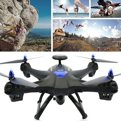 X183 Drone With 5GHz WiFi HD 720P Camera Dual GPS Brushless Quadcopter SHUK