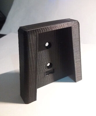 Brompton front carrier block cover