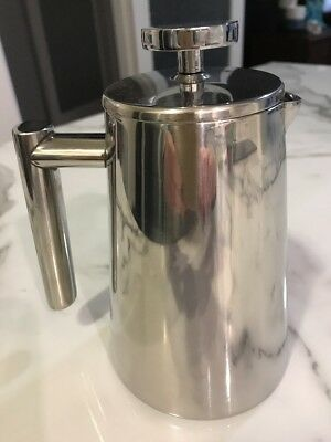 Stainless Steel. Coffee Plunger. Incasa