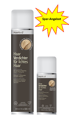 Hairfor2 Haarverdichter   Sparpack: 300ml + 100ml
