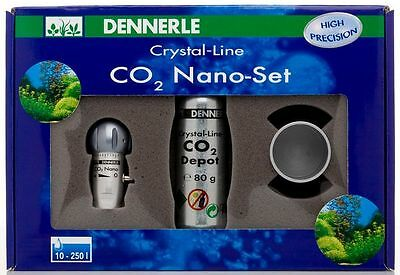 Dennerle CO2-Quelle CO2 Nano-Set 80 Gr.