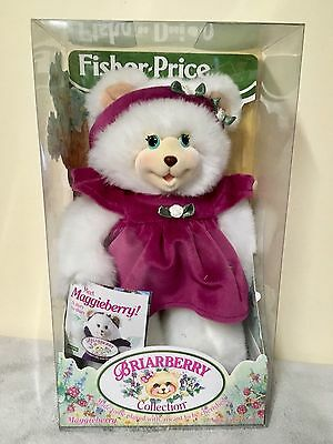 """Fisher Price Briarberry Collection """" Maggieberry """" 1999."""