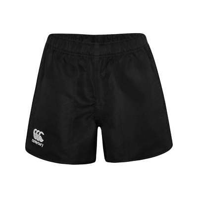 CANTERBURY YOUTH KIDS JUNIORS PROFESSIONAL POLYESTER SHORTS, 8Y-14Y new arrival