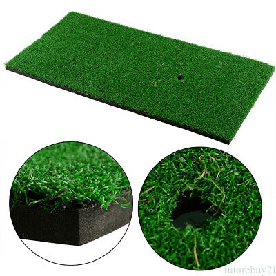 Golf Practice Mat  for practicing  Hitting Chipping Driving Range Fitting yh