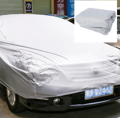 Waterproof XXL Extra Large Full Car Cover Breathable UV Protect Indoor Outdoor