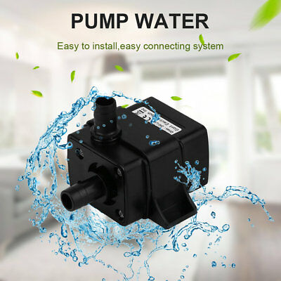 AD20 AD20 DC 12V Super Sound-off Water Cooling Cycle Pressure Boost DC Pump YP